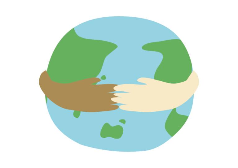 地球 人権 環境 イラスト 無料 無料イラストのイラストダウンロード