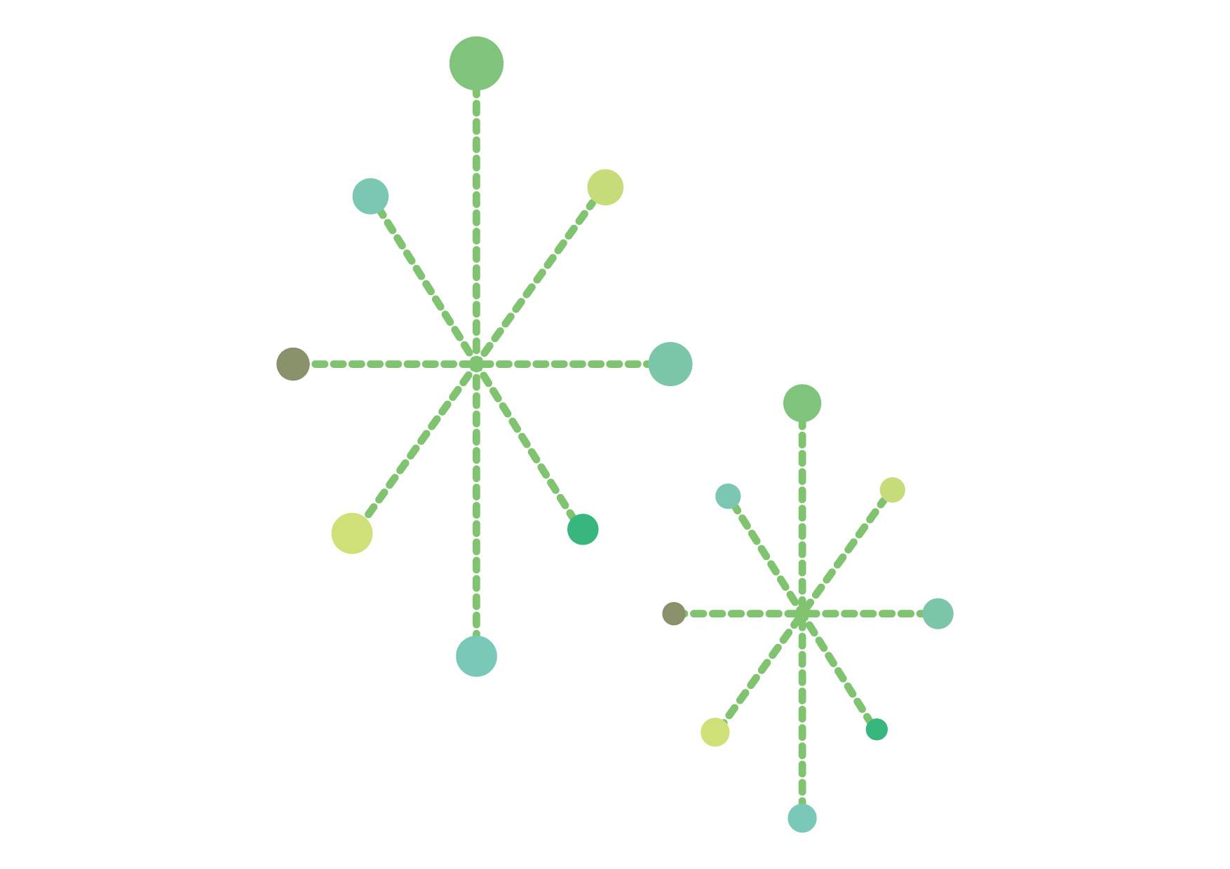 可愛いイラスト|毛糸 キラキラ 光 緑色 − free illustration n Yarn glitter light green