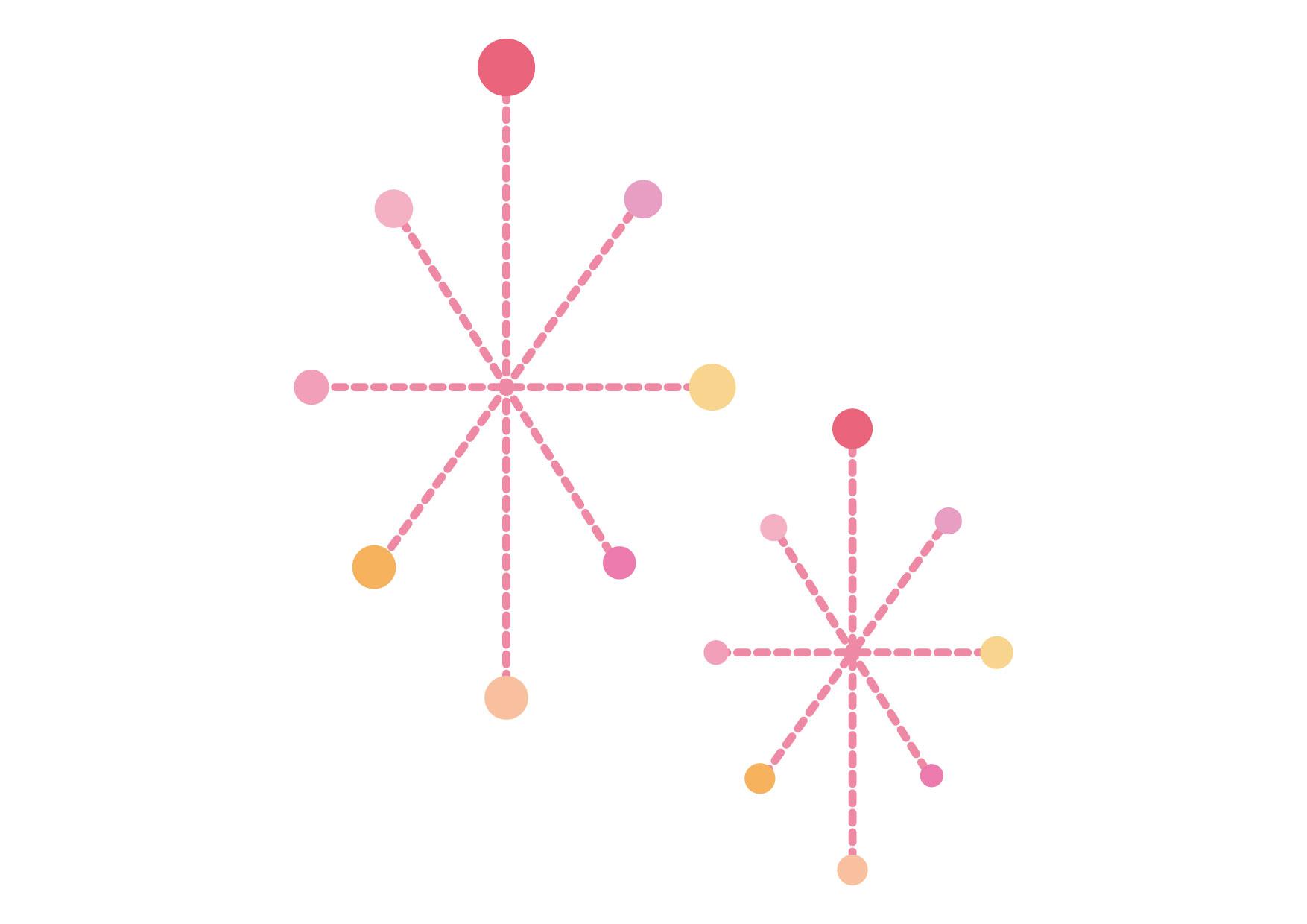 可愛いイラスト|毛糸 キラキラ 光 ピンク − free illustration n Yarn glitter light pink